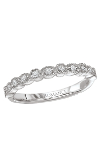 Romance Wedding Bands 117225-W