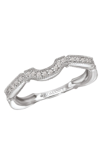 Romance Wedding Bands 117227-W