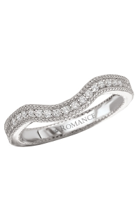Romance Wedding Bands 117232-W