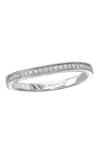 Romance Wedding Bands 117251-W