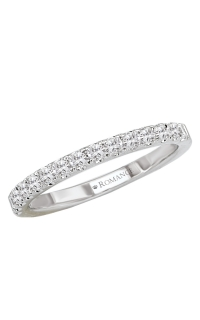 Romance Wedding Bands 117265-W