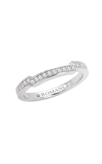Romance Wedding Bands 117267-W