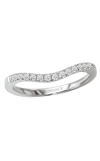 Romance Wedding Bands 117277-W