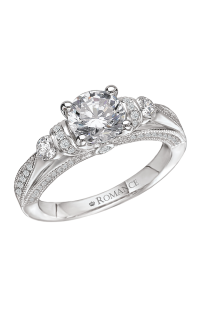 Romance Wedding Bands 117297-100