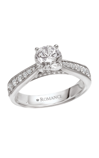 Romance Wedding Bands 117323-S