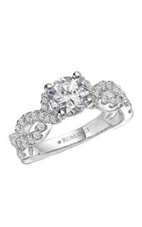 Romance Wedding Bands 117333-100