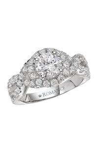 Romance Wedding Bands 117334-100