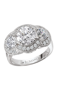 Romance Wedding Bands 117344-200