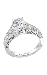 Romance Wedding Bands 117362-S