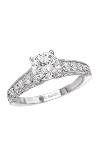 Romance Wedding Bands 117363-S