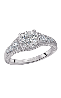 Romance Wedding Bands 117632-100