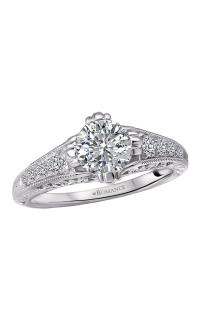 Romance Wedding Bands 117633-100