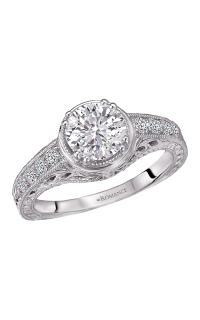 Romance Wedding Bands 117634-100