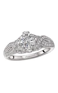 Romance Wedding Bands 117637-100