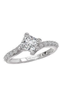 Romance Wedding Bands 117641-100