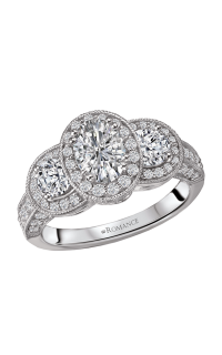 Romance Wedding Bands 117648-100