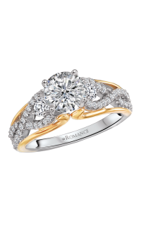 Romance Wedding Bands 117662-100