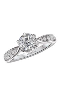 Romance Wedding Bands 117665-100
