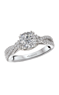 Romance Wedding Bands 117666-100