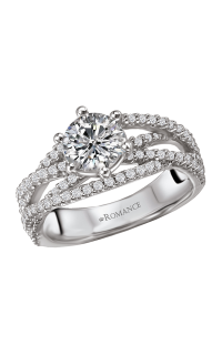 Romance Wedding Bands 117671-100