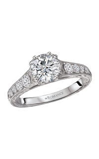 Romance Wedding Bands 117674-100