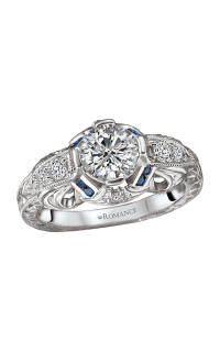 Romance Wedding Bands 117682-100