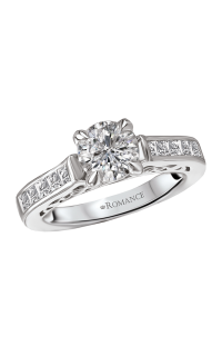 Romance Wedding Bands 117684-100