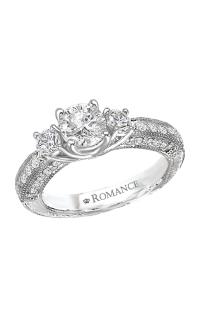 Romance Wedding Bands 117743-100