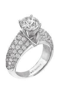 Romance Wedding Bands 117748-S