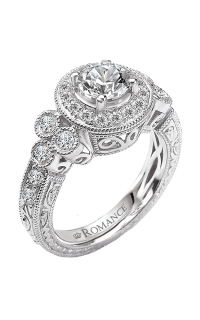 Romance Wedding Bands 117762-100