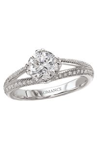 Romance Engagement Rings 117241-100