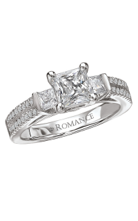 Romance Engagement Rings 117294-100
