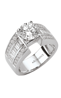 Romance Engagement Rings 117472-S