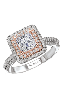 Romance Engagement Rings 117572-100TR
