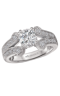Romance Engagement Rings 117781-100