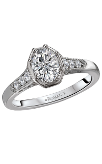 Romance Engagement Rings 117812-100