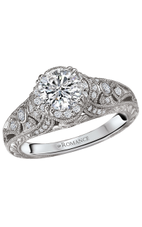 Romance Engagement Rings 117818-100