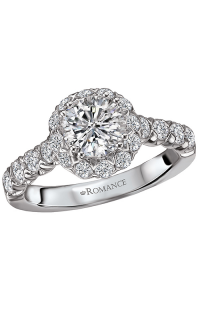 Romance Engagement Rings 117820-200