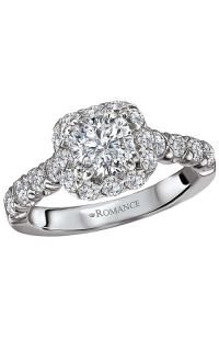 Romance Engagement Rings 117823-100