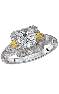 Romance Engagement Rings 117832-100TYY