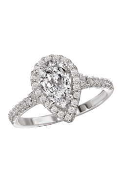 Romance Engagement ring 117553-100TR product image