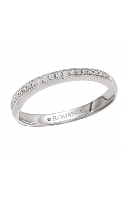 Romance Wedding Band 118222-W product image