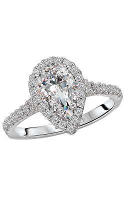 Romance Engagement ring 117553-100K product image