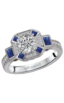 Romance 14K Engagement Ring 117254-100K product image