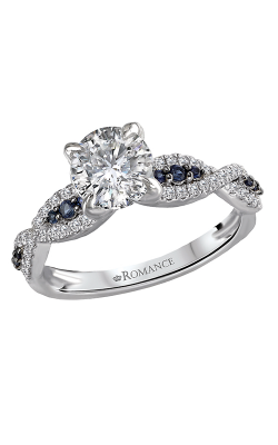 Romance 14K Engagement Ring 119266-RD100K product image