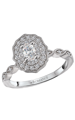 Romance Engagement Ring 118320-OV040C product image