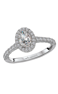 Romance Engagement Ring 118350-OV050C product image