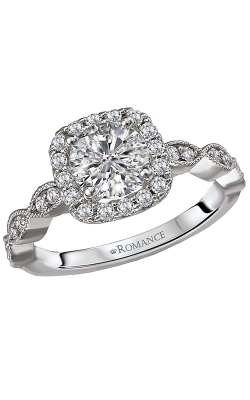 Romance 14K Engagement Ring 117907-CR100K product image