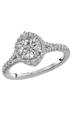 Romance 14K Engagement Ring 119188-RD100K product image