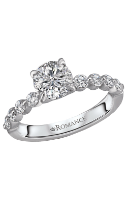 Romance 14K Engagement Ring 119205-RD100K product image